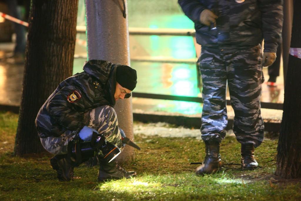 Эксперт: на Покровке взорвалась самодельная граната