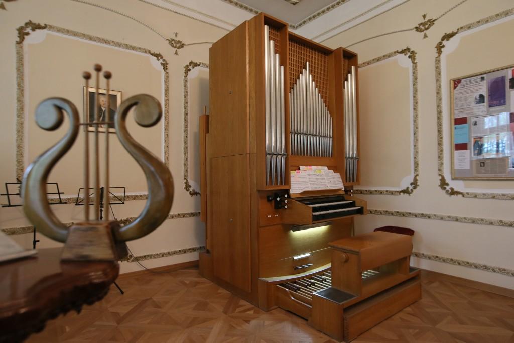 В новогодние праздники в органном зале пройдут концерты