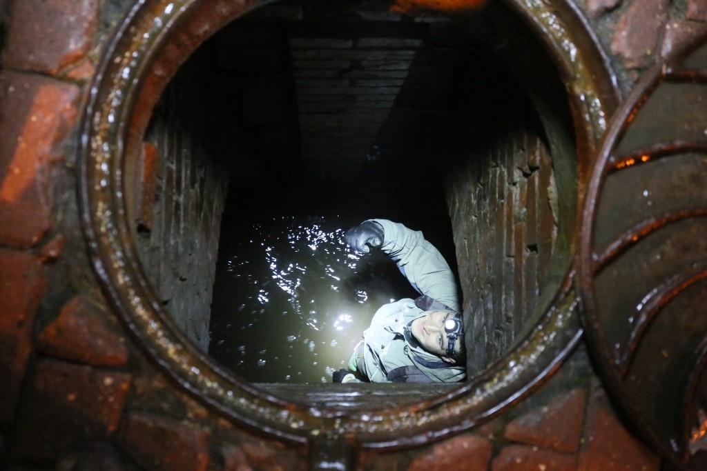 Призраки подземной Москвы