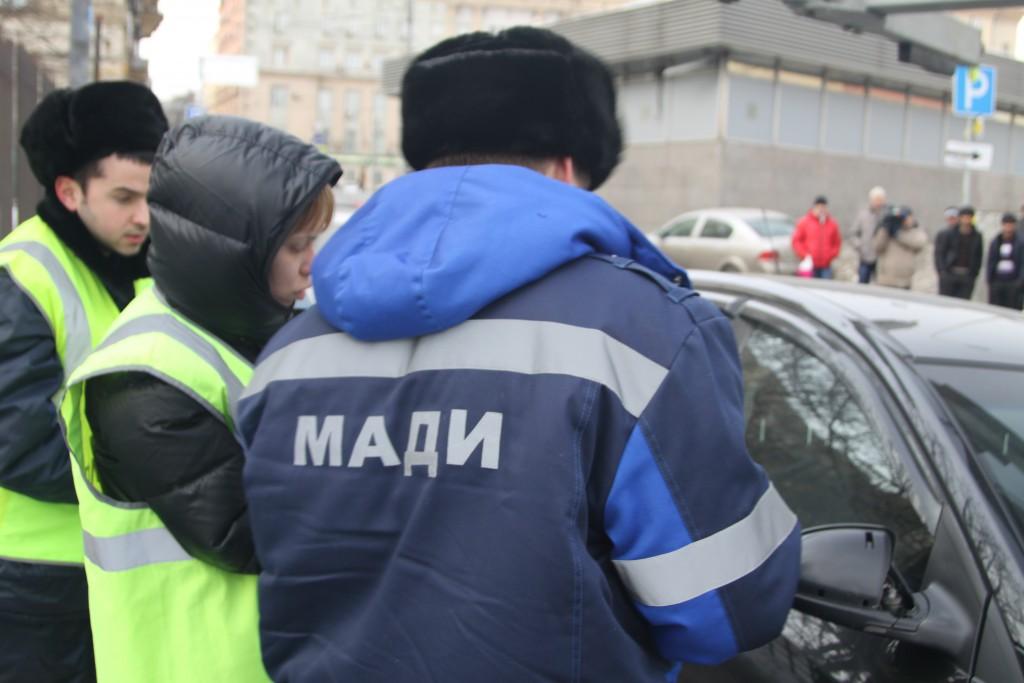 Инспекторов МАДИ оснастят «тревожными кнопками»
