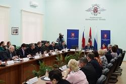 Заседание рабочей группы Совета муниципальных образований города Москвы (СМОС) по вопросам местного самоуправления в городских округах и поселениях ТиНАО.