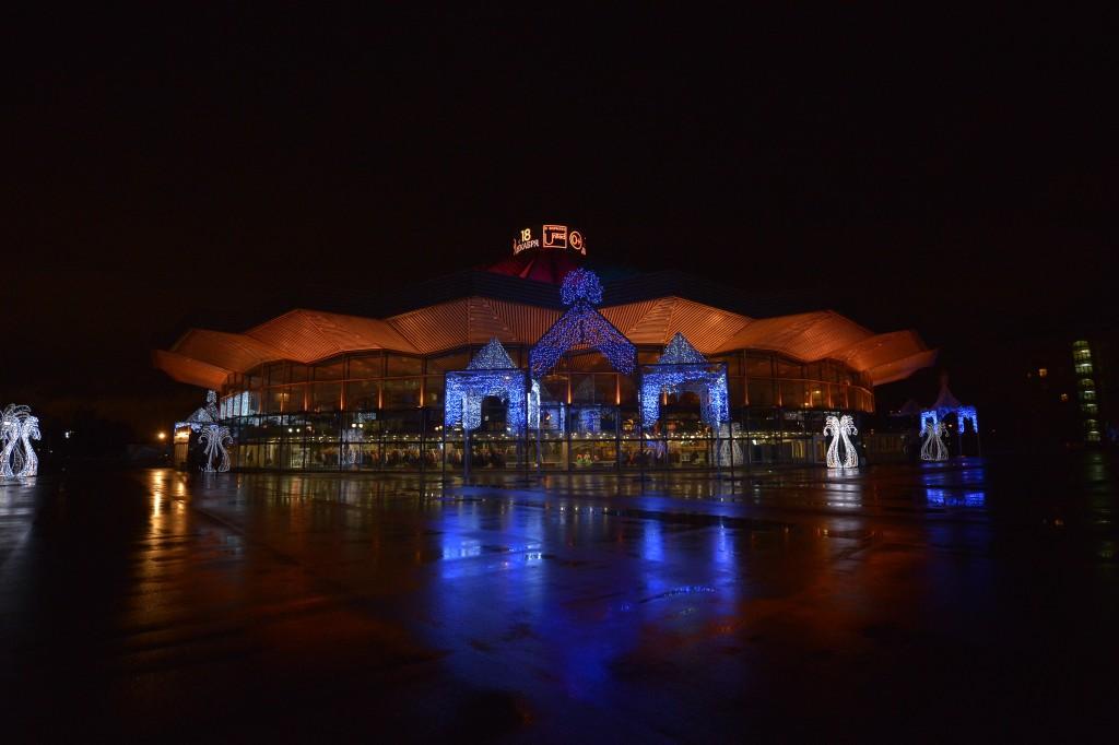 Большой Московский цирк вновь открыт для зрителей