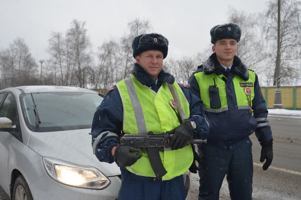 Дорожная полиция ТиНАО отчиталась за ноябрь месяц