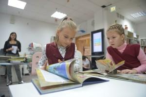 Детская библиотека на Октябрьской,