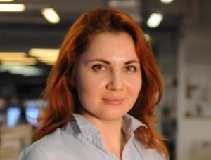 """Ксения Петрова, шеф-редактор газеты для женщин """"Москвичка"""""""