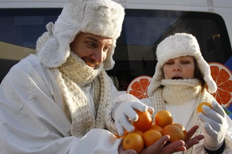 Россия не планирует сжигать турецкие мандарины