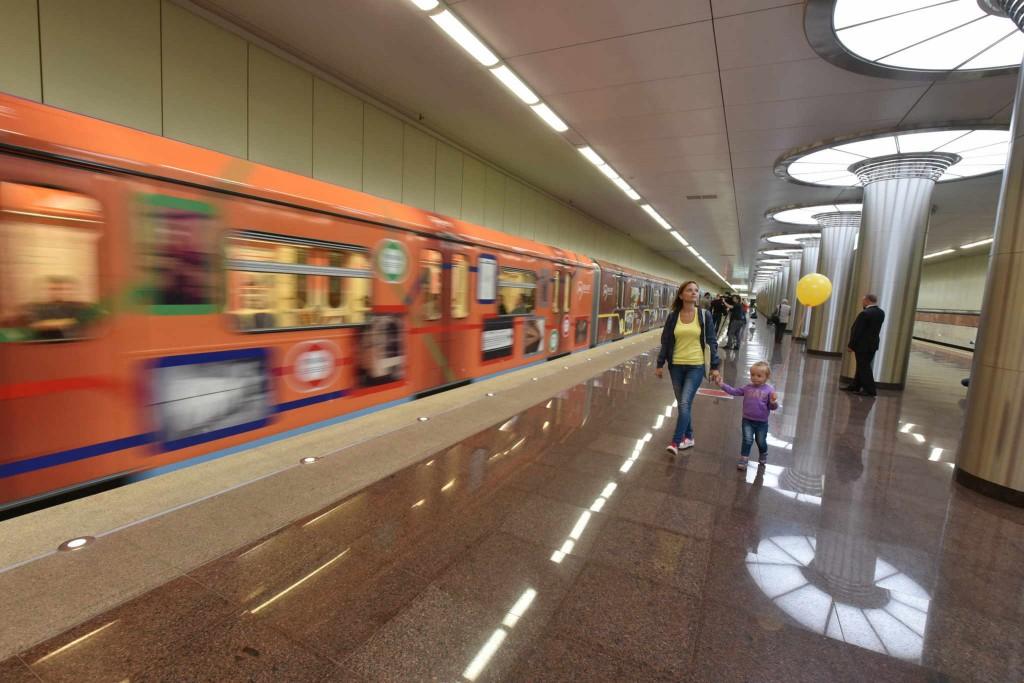 В московском метро могут появиться 3D-карты