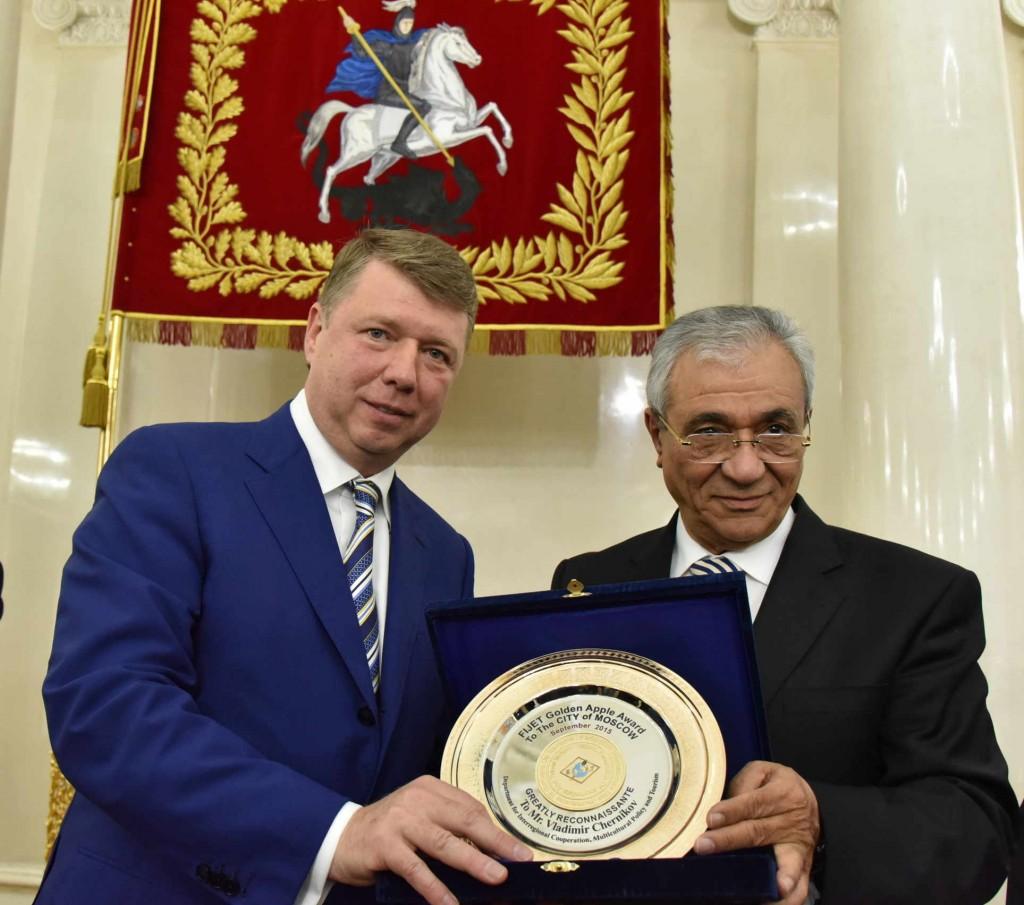 В Москве присмотрят за этносоциальной обстановкой