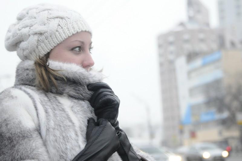 Аномальные холода грянут в Новогодние праздники