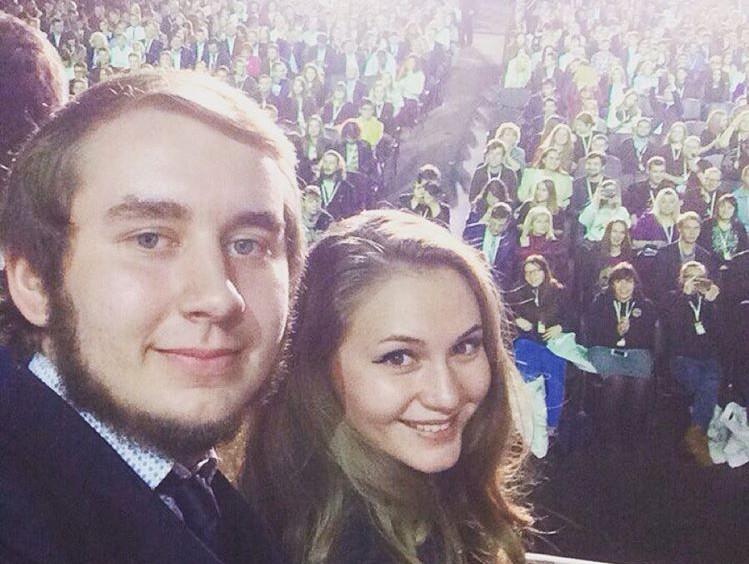 Молодежная палата Сосенского: Съезд парламентариев «Продвижение»