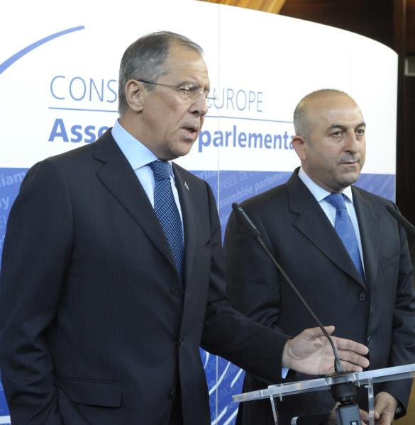 Турция предлагает отменить российские санкции