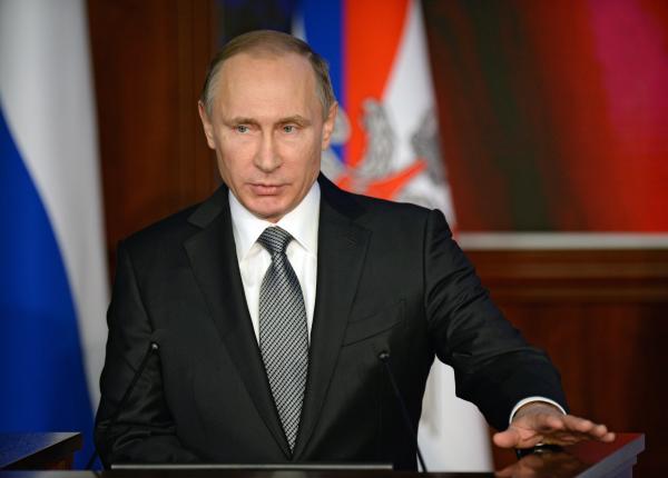 Владимир Путин: «Это совсем не толерантно»