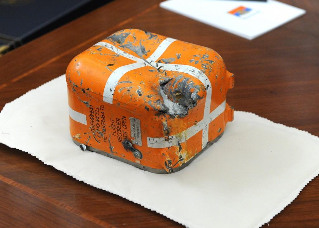 Черный ящик сбитого Су-24 оказался поврежден