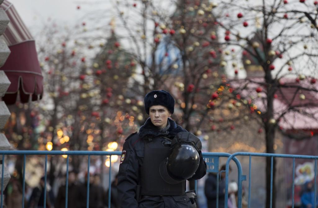 Где встретить Новый год – спросите полицию!