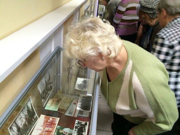 В Рязановском открылась выставка, посвященная Великой Отечественной Войне