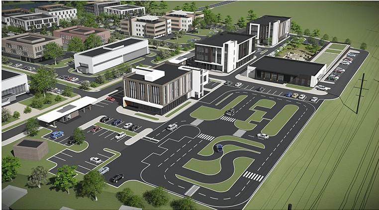 Градосовет Троицка одобрил проектирование тренировочного комплекса