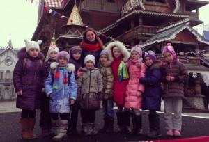 Детский фольклорный ансамбль Сосенского наградили на международном конкурсе