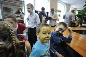 Марушкинских детей научат искусству аквагрима