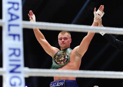 Боксер Вячеслав Глазков планирует принять российское гражданство