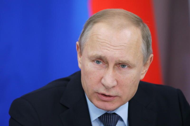 Владимир Путин приказал действовать жестко