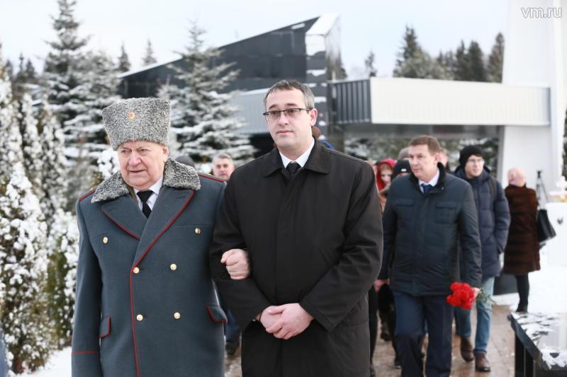 Народный ополченец времен Великой Отечественной войны был похоронен на Перепечинском кладбище