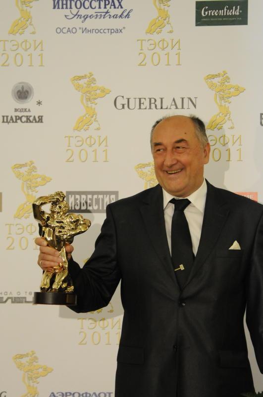 Актер Борис Клюев: селедка под шубой - это обязательно!