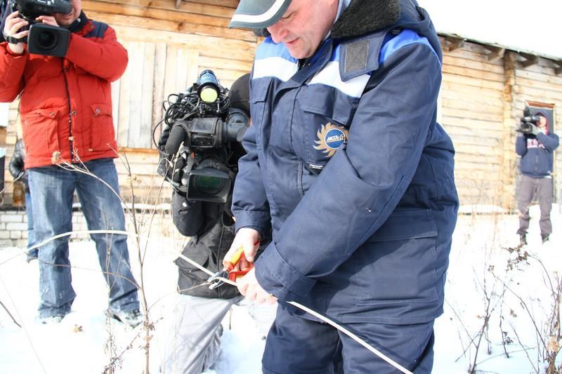 В Щербинке пройдет плановое отключение электроэнергии