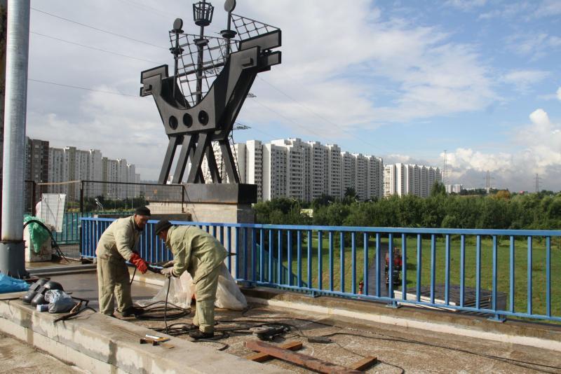 Мост уходит на ремонт