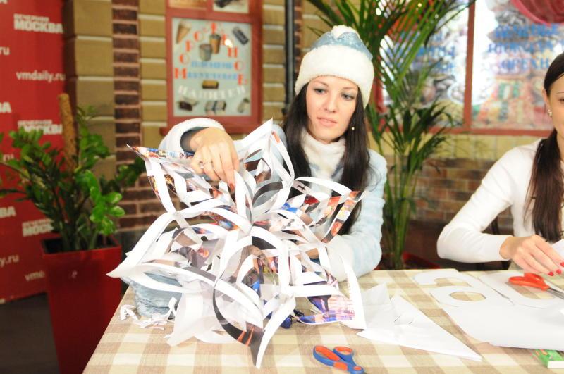 Читателей библиотеки № 262 научат делать новогодние игрушки