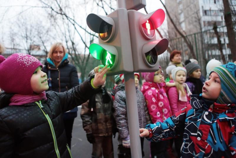 Полицейские Новой Москвы обеспечат безопасность детей на дорогах