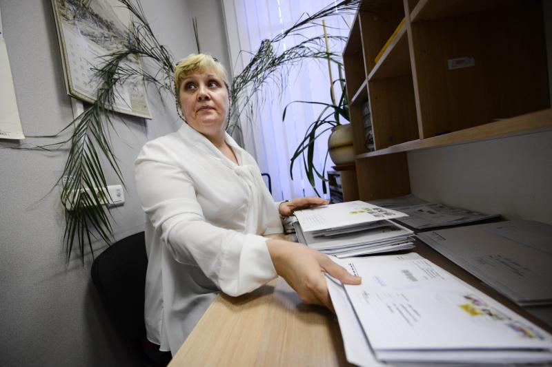 Жительница поселения Роговское отметила двойной юбилей