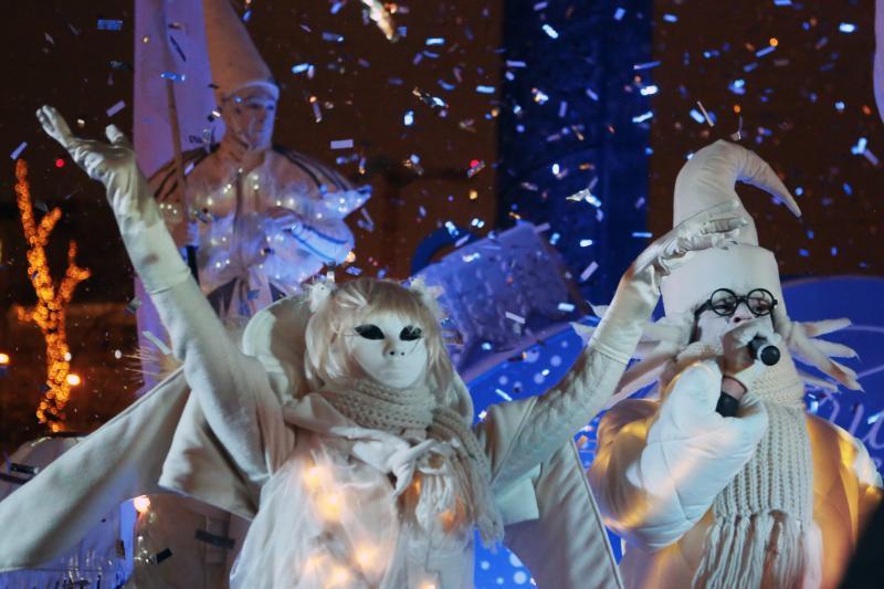 Москвичи могут узнать обо всех новогодних мероприятиях на портале правительства Москвы
