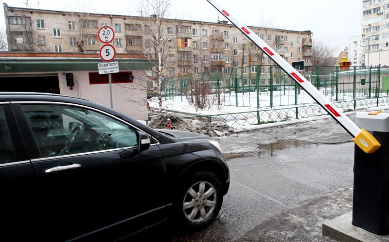 Все советы муниципальных образований Москвы поддержали концепцию платной парковки