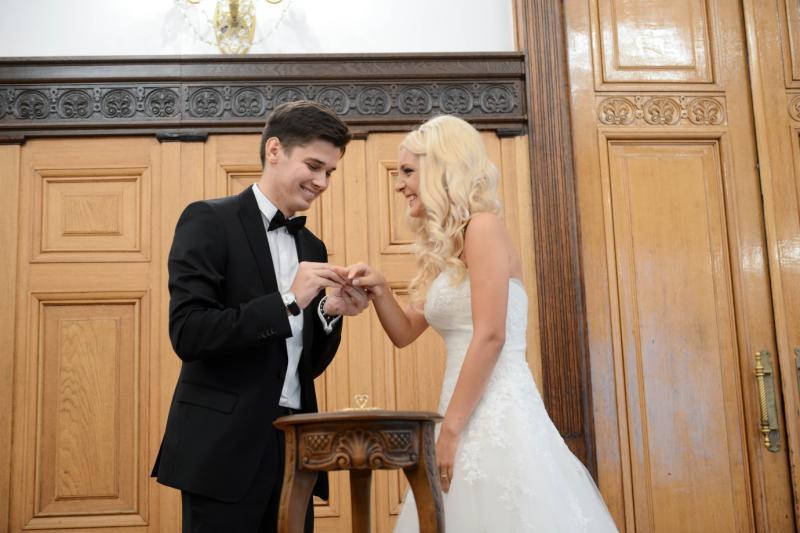 В Новой Москве количество браков увеличилось