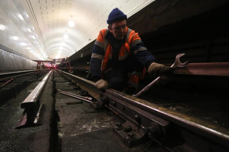 Через 2 недели станция метро «Фрунзенская» будет закрыта на реконструкцию