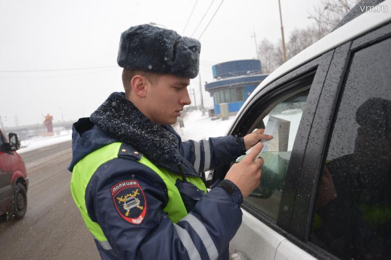 Неплательщиков штрафов будут лишать водительских прав