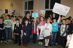 В школе №2070 прошло мероприятие «Путь хлеба»