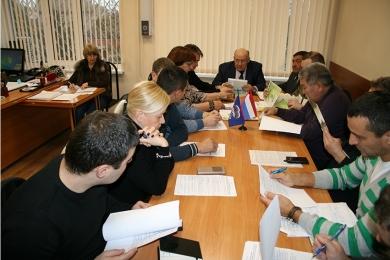 На совещании тепловой комиссии обсудили готовность жилых домов к зиме