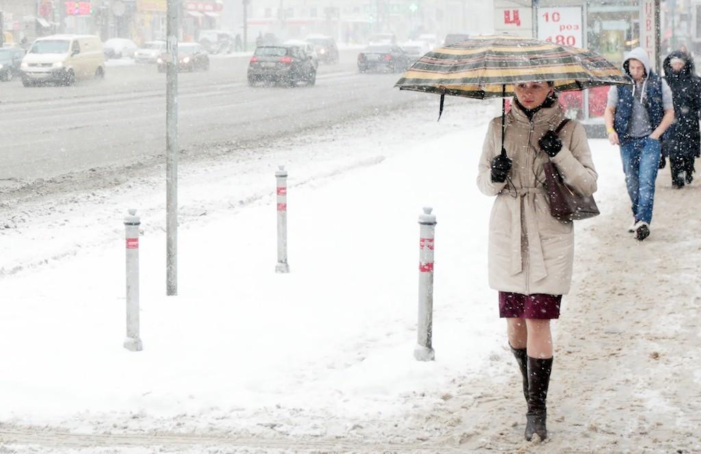 На госучреждения Москвы будет накладываться штраф за неубранный снег