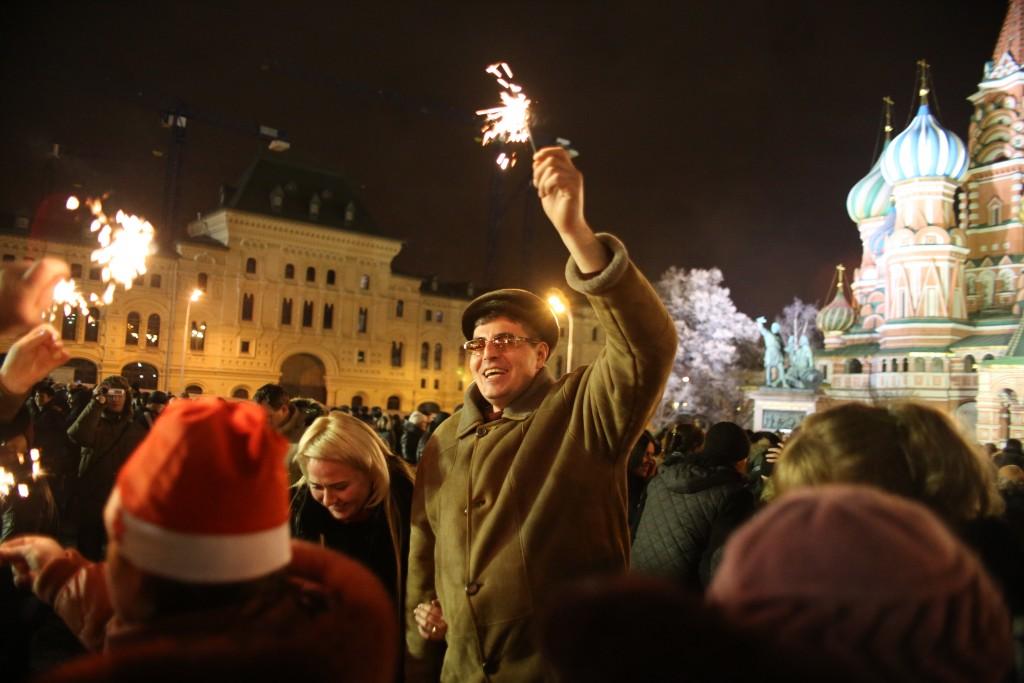 Попасть на Красную площадь в Новый год можно будет по пропускам