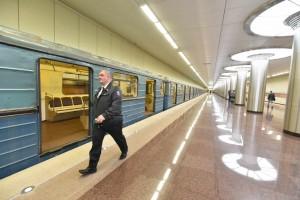21 Сентября 2015 Мэр Москвы Сергей Собянин открыл станцию метро Котельники