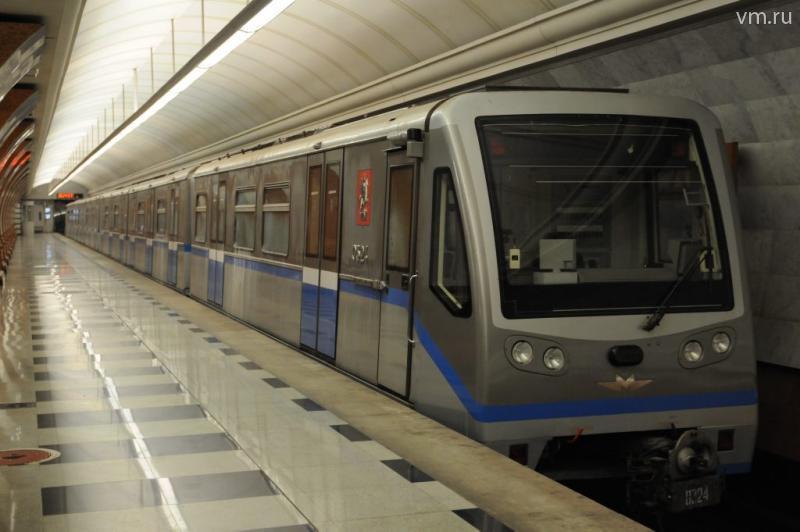 В следующем году в столичной подземке протестируют поезд автоведения