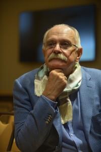 Открытие Академии кинематографического и театрального искусства Никиты Михалкова.