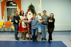 Молодые парламентарии Киевского сделали доброе дело