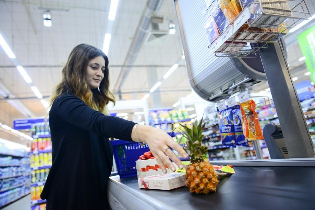 Закупить продукты к праздничному столу горожанам обойдется в 4 тысячи рублей