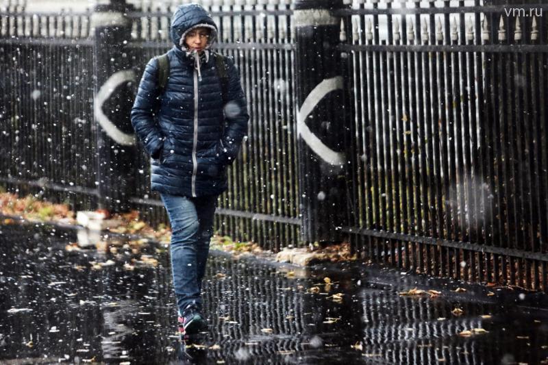 Температура в столице побила рекорд