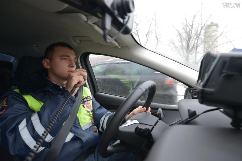 Дорожная полиция задержала водителя с поддельным удостоверением