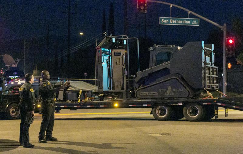 Полиция Калифорнии установила личности устроивших стрельбу в центре Inland