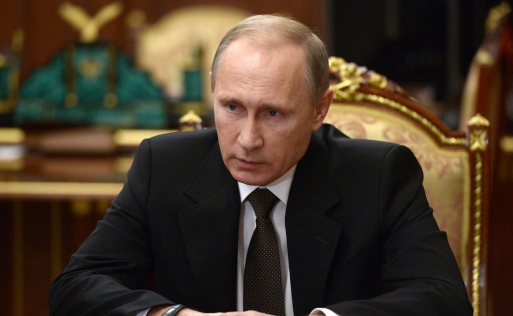 Журнал Foreign Policy включил Владимира Путина список «Глобальных мыслителей» 2015
