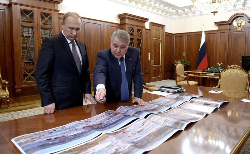 Владимир Путин назначил Президента Национального исследовательского центра